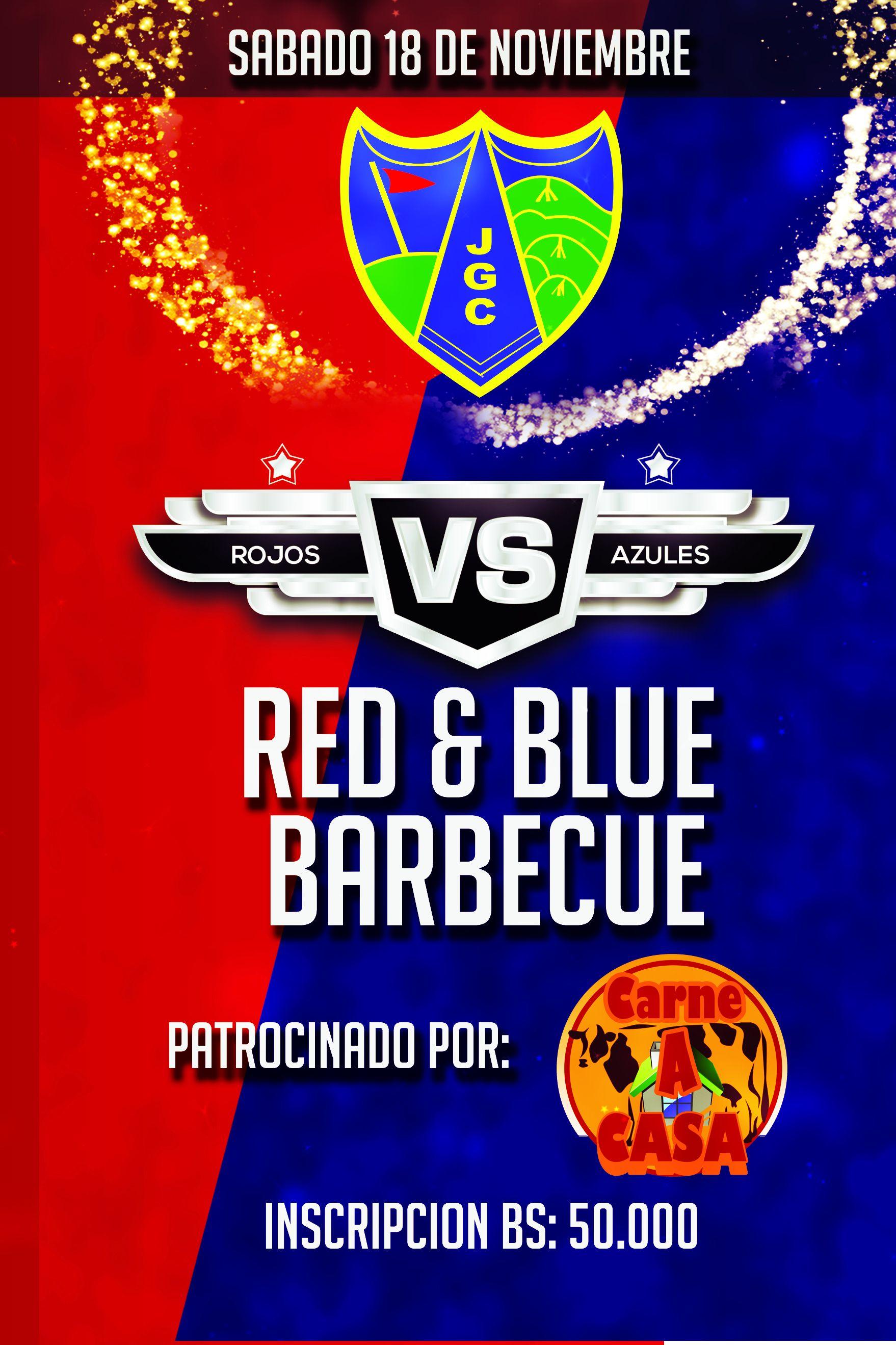 Rojos y Azules 2017 JGC